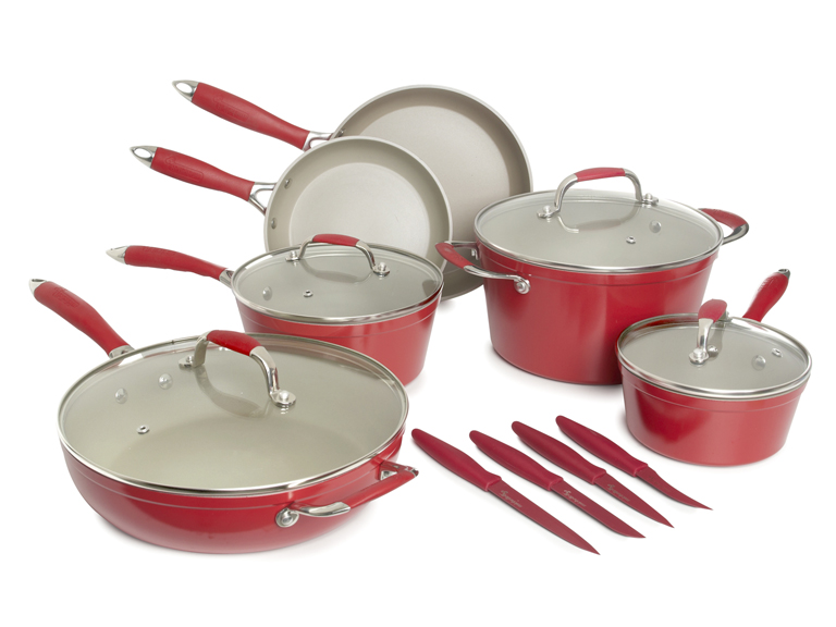 Induction Cookware Set New Ceramic Non Stick Non Toxic